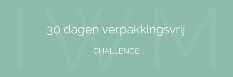 30 dagen verpakkingsvrij challenge