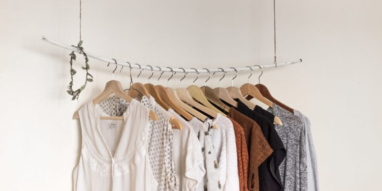 Hoeveel kleding heb je nodig?
