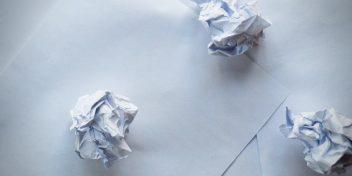 Stop de papierprop met een uitwisbaar notitieboek