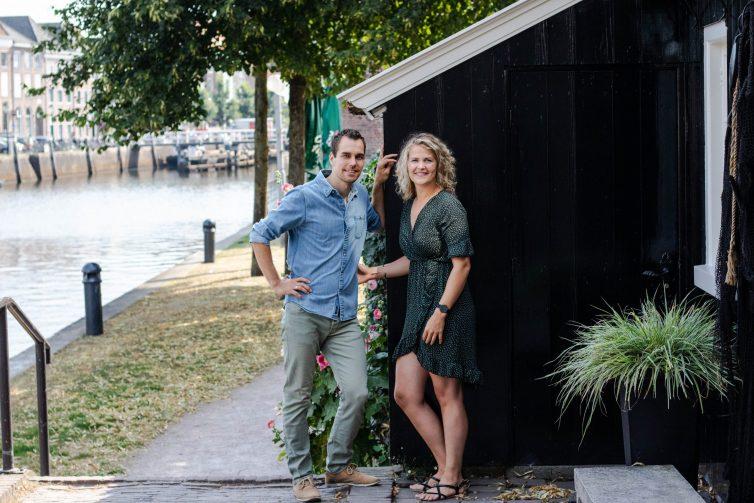 Remco & Evelien starten met Ikwilminder