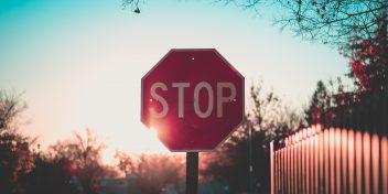 7 situaties waarin je moet stoppen in plaats van doorgaan